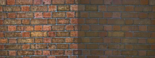 Wall Comparison