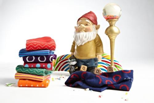 odd sock gnome